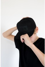 CDN CDN All Black Youth Snapback