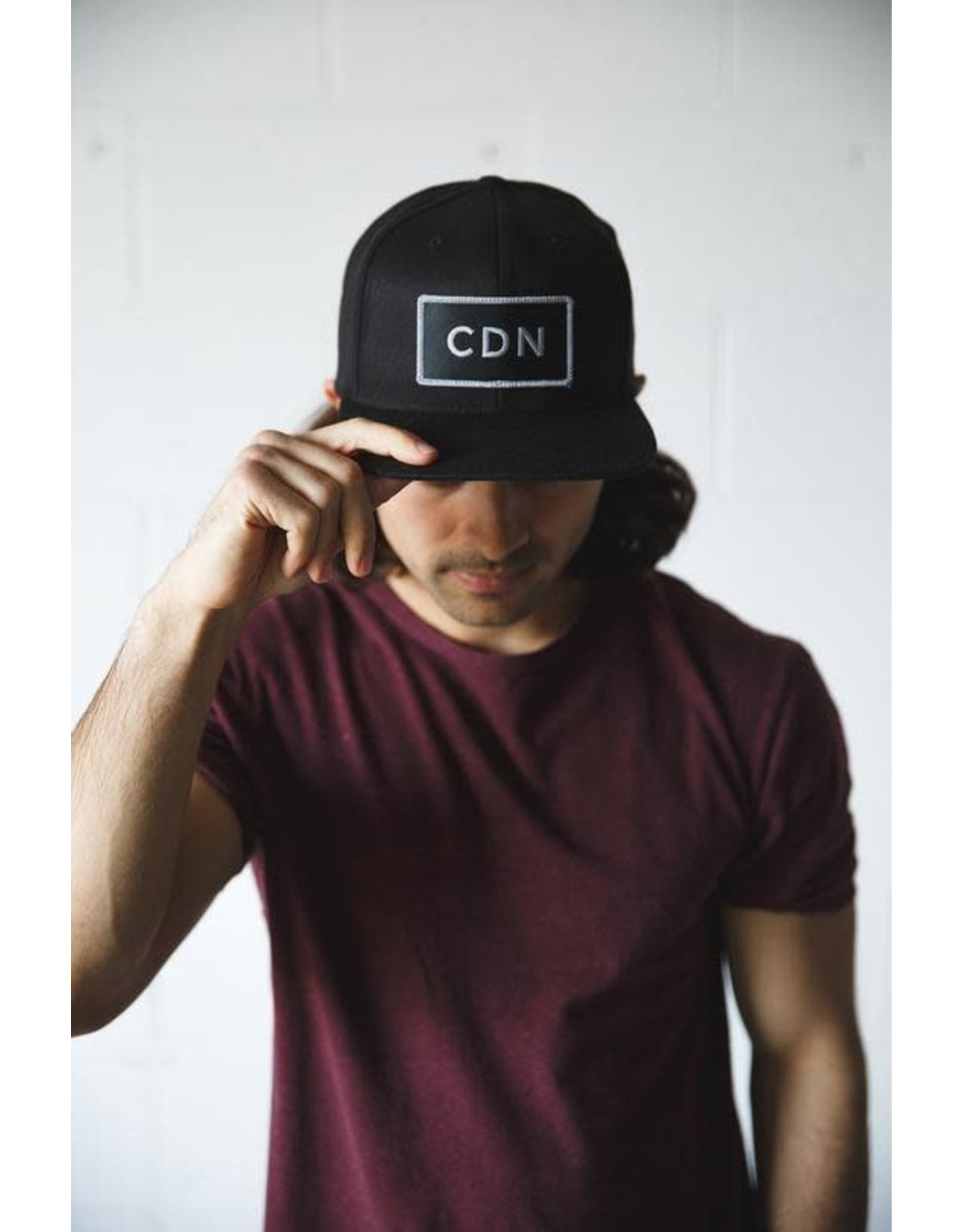 CDN CDN Downtown Snapback