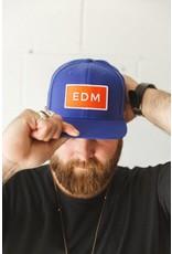 CDN EDM Retro Snapback