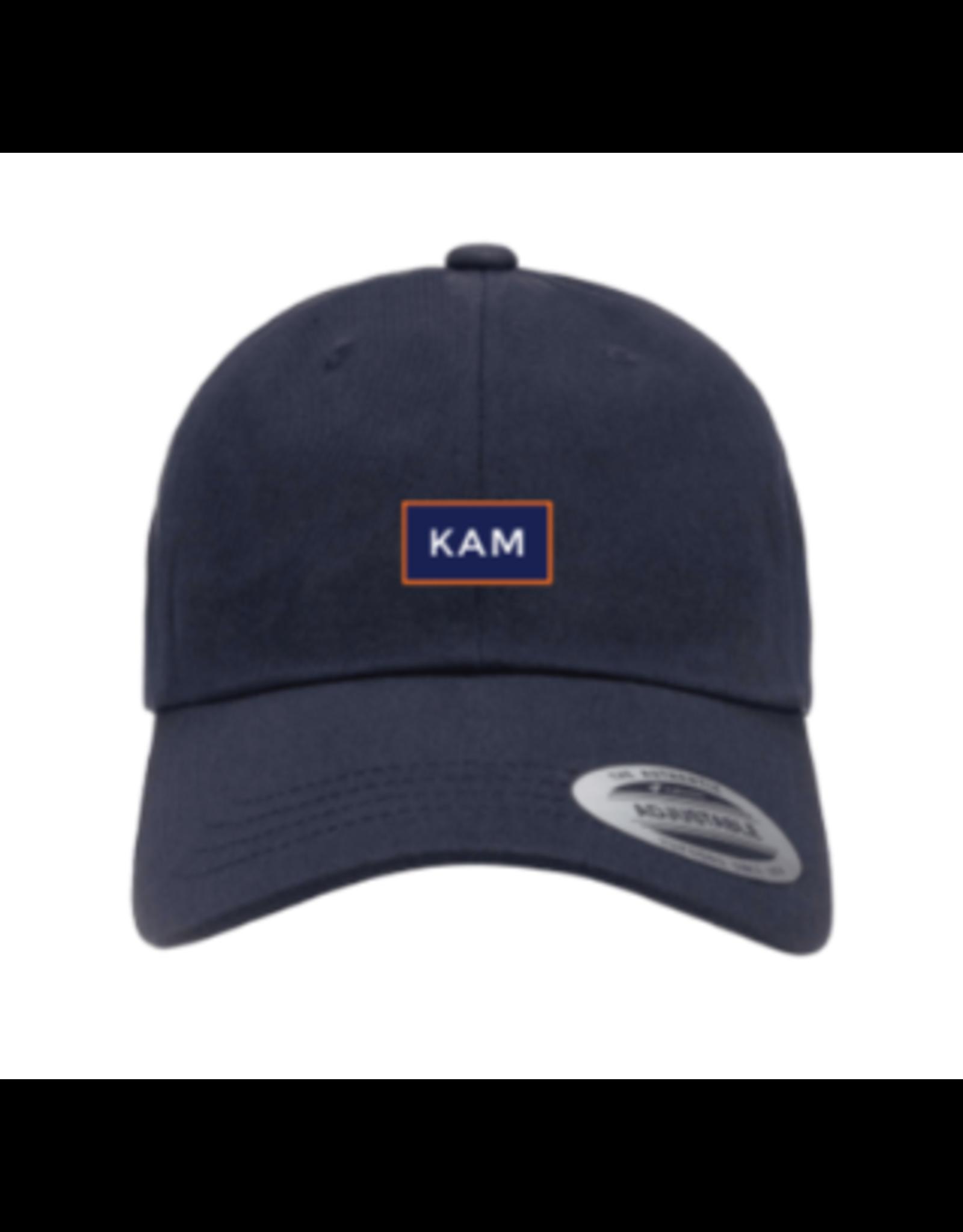 CDN KAM Dad Hat - Blue
