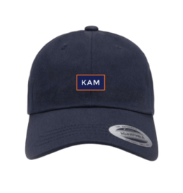 CDN KAM Dad Hat - Blue