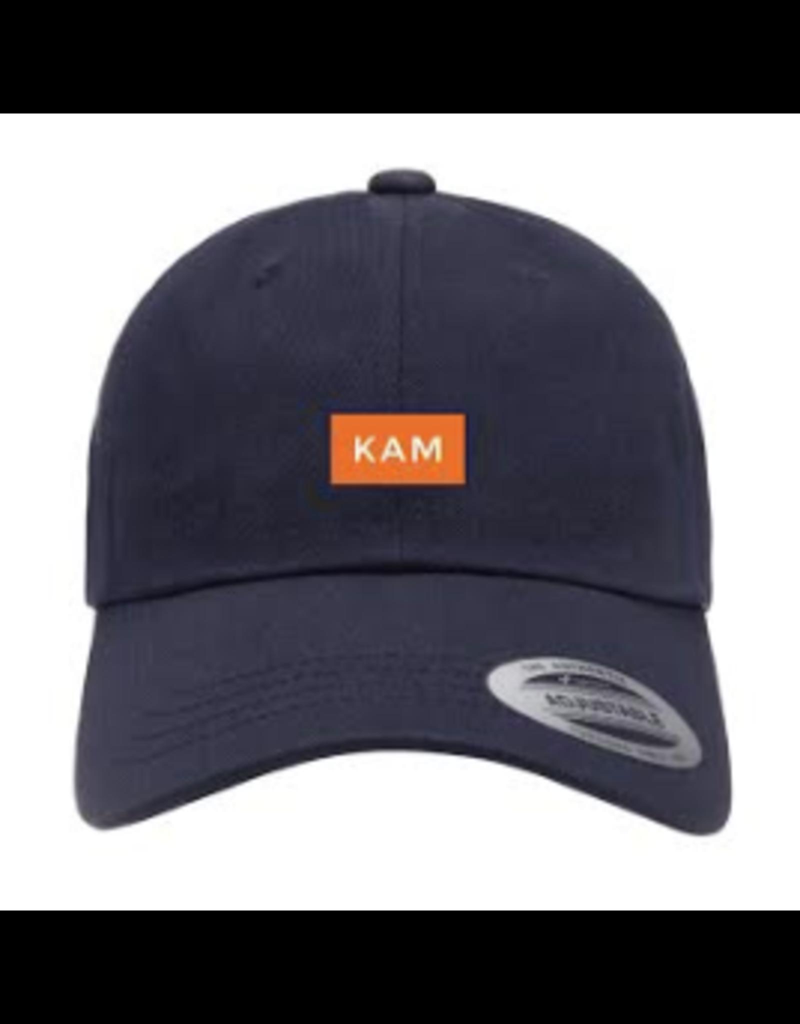 CDN KAM Dad Hat - Orange