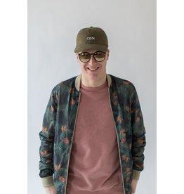 CDN Olive Classic Dad Hat