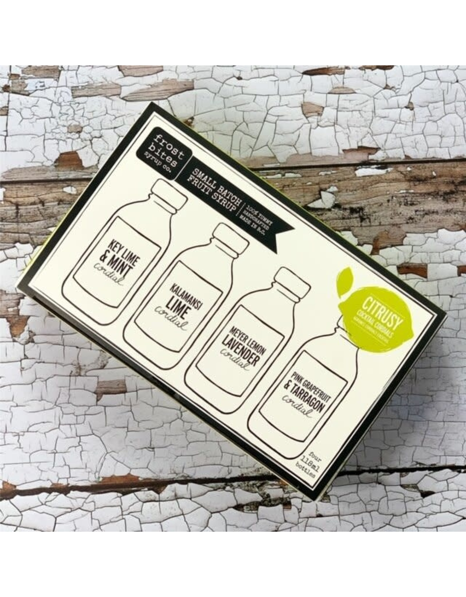 Frostbites Citrusy Cocktail Gift Box Set