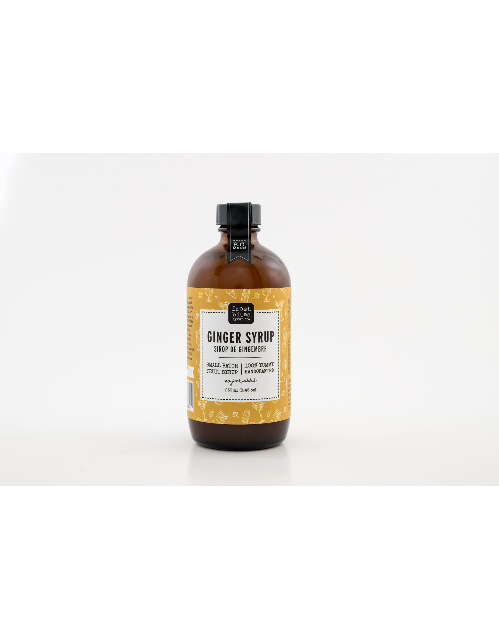 Frostbites Ginger Syrup