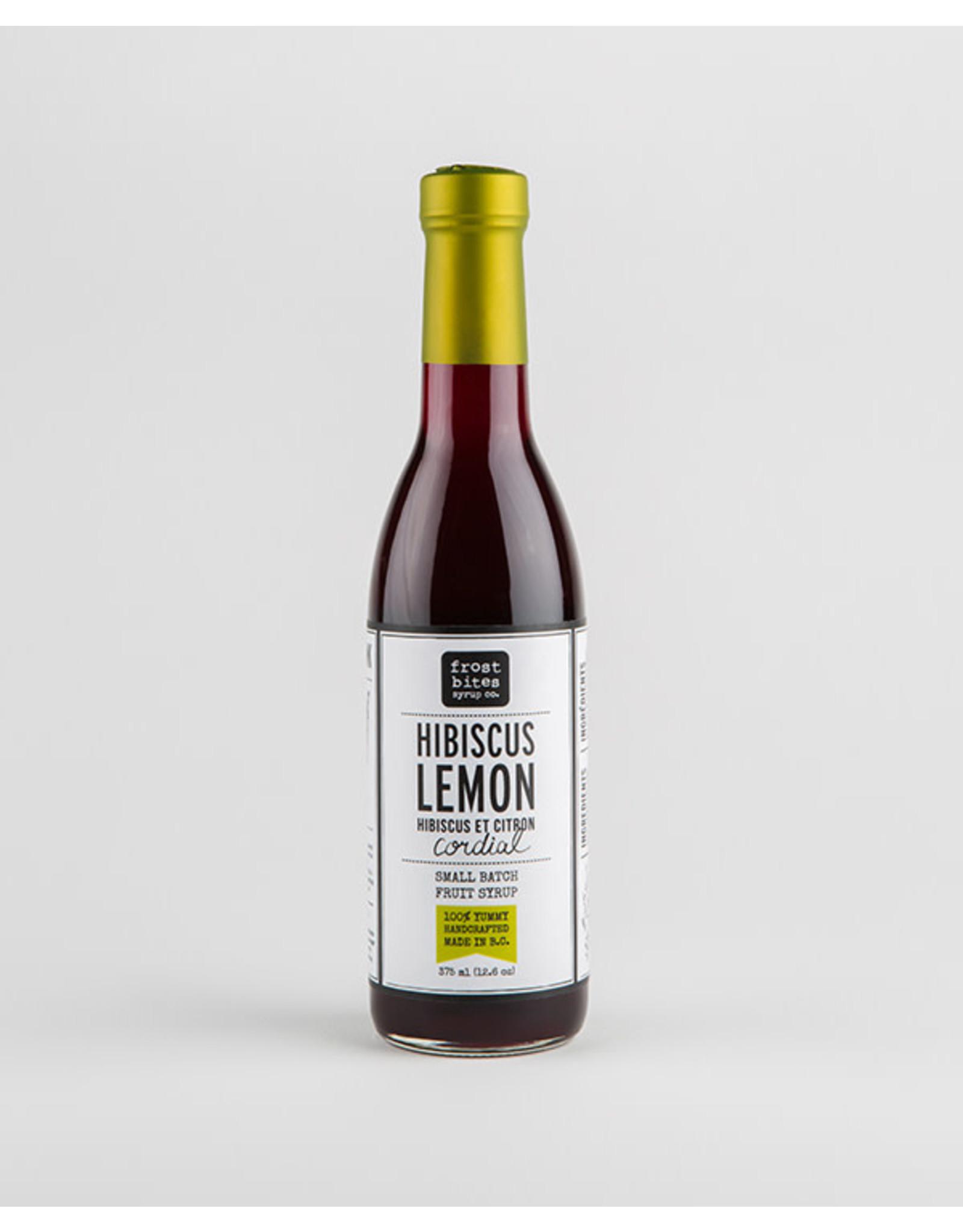 Frostbites Hibiscus Lemon