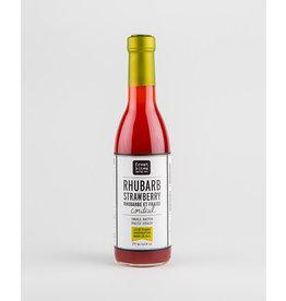Frostbites Rhubarb Strawberry Cordial