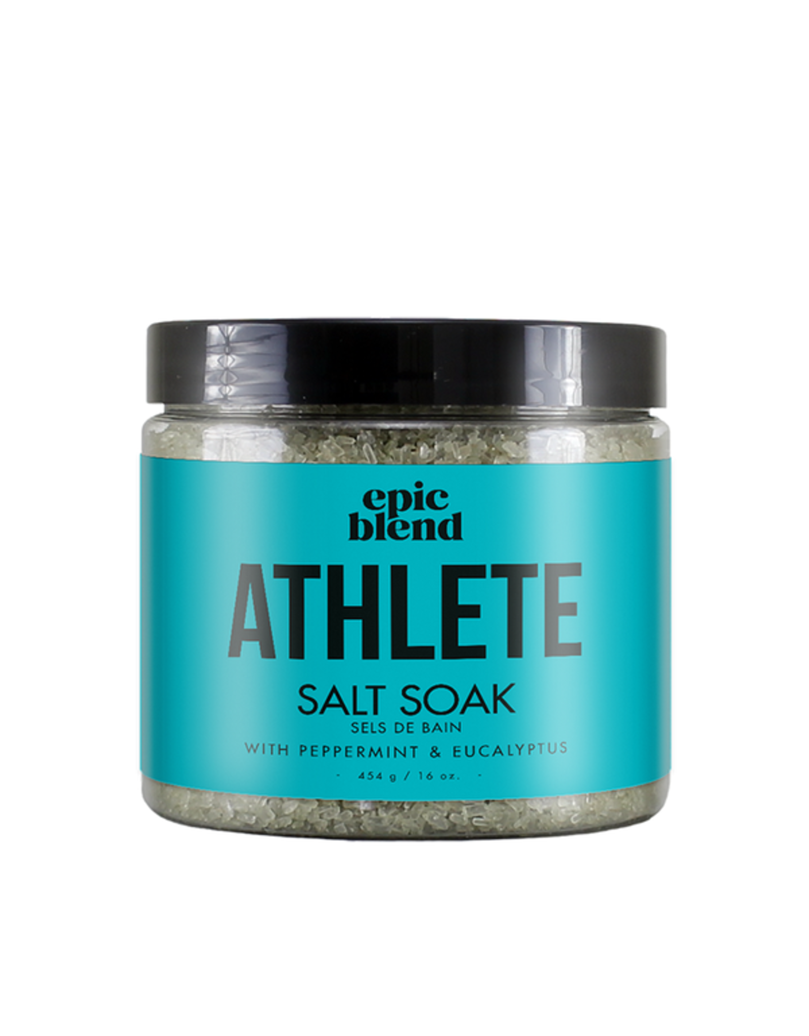 Epic Blend Athlete Salt Soak