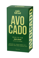 Epic Blend Avocado Bar Soap