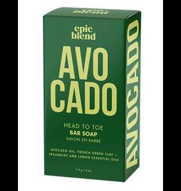 Epic Blend Avocado Bar Soap