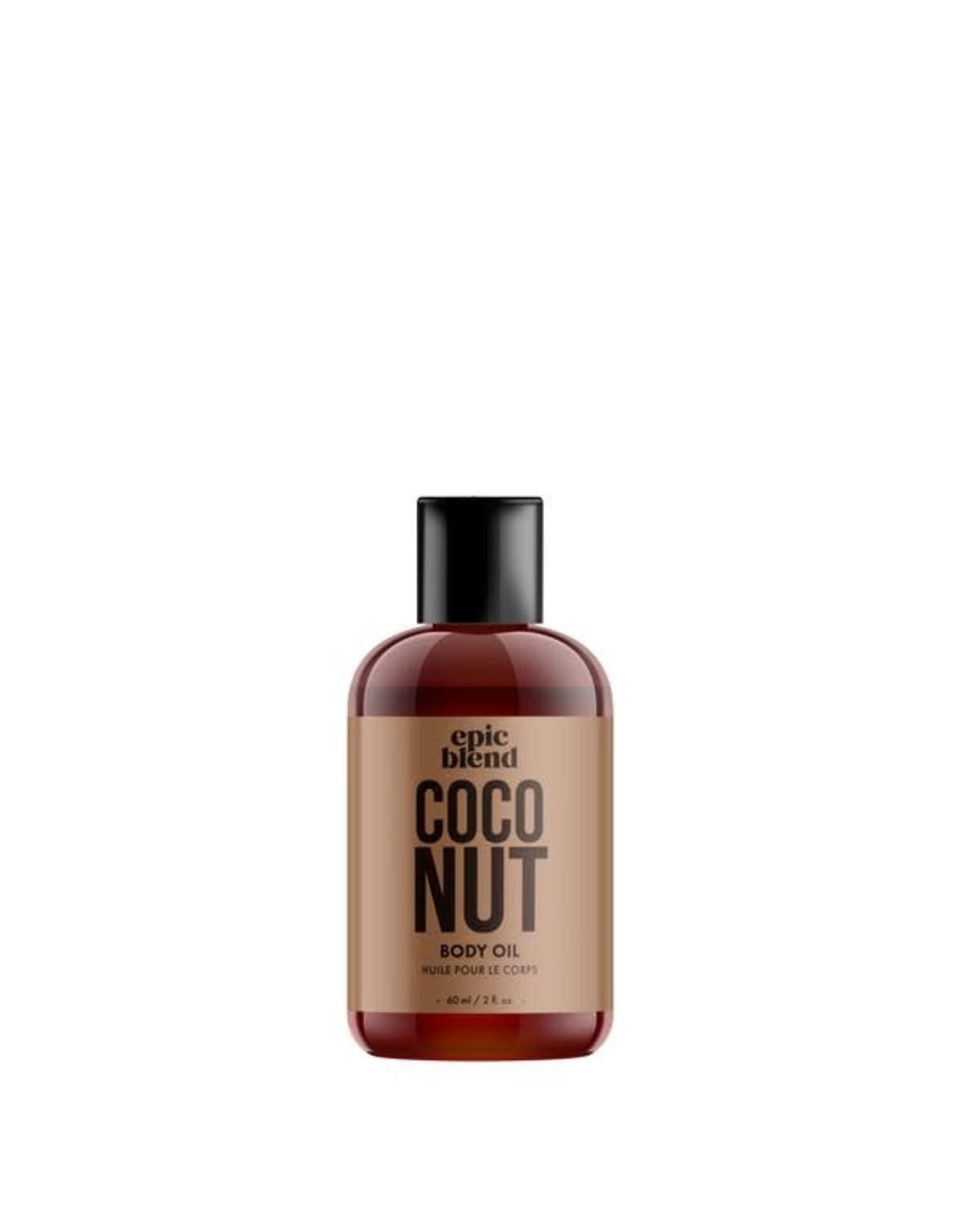 Epic Blend Coconut Body Oil