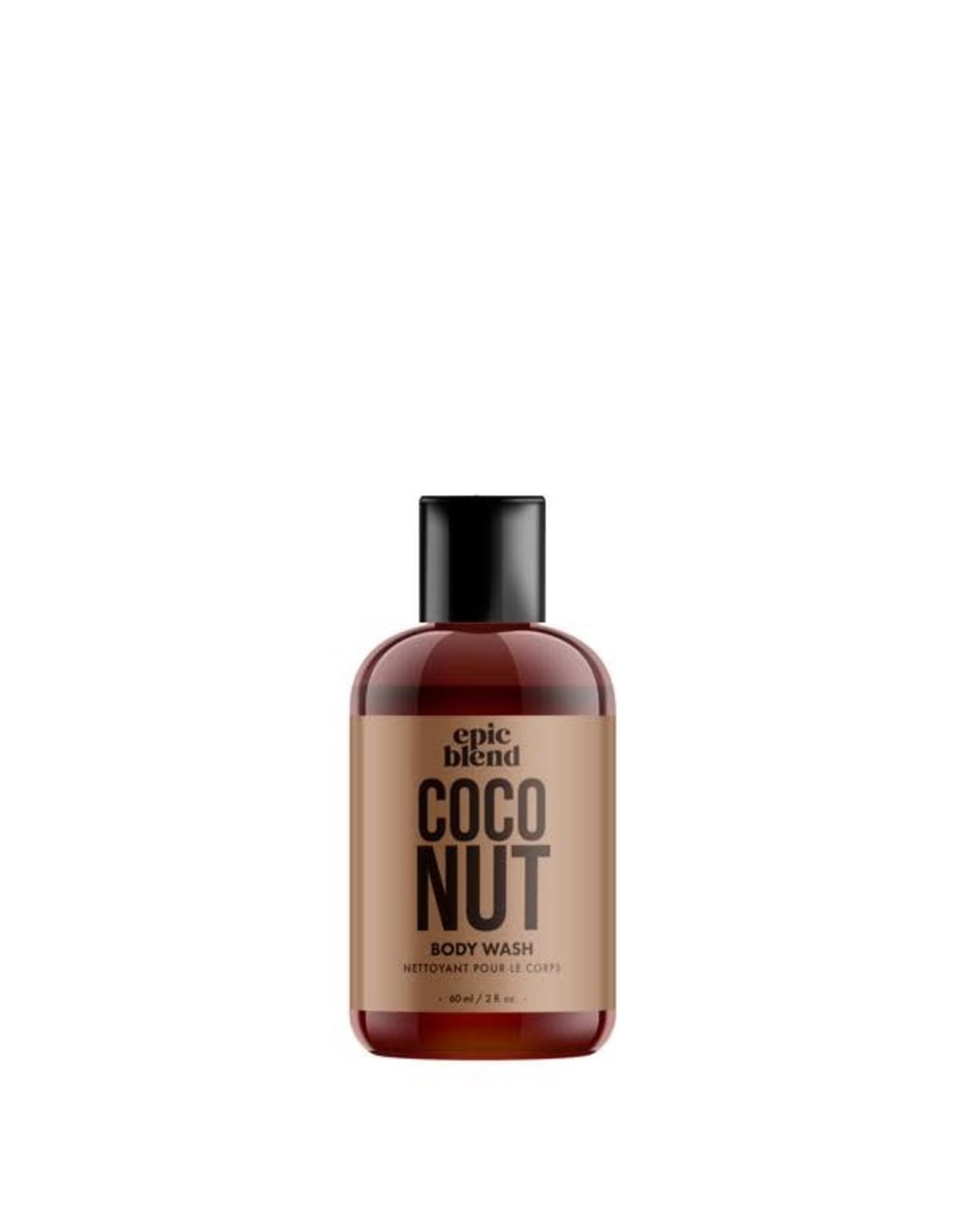 Epic Blend Coconut Body Wash
