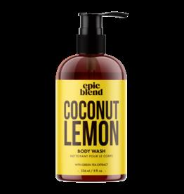 Epic Blend Coconut Lemon Body Wash