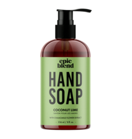Epic Blend Coconut Lime Hand Soap