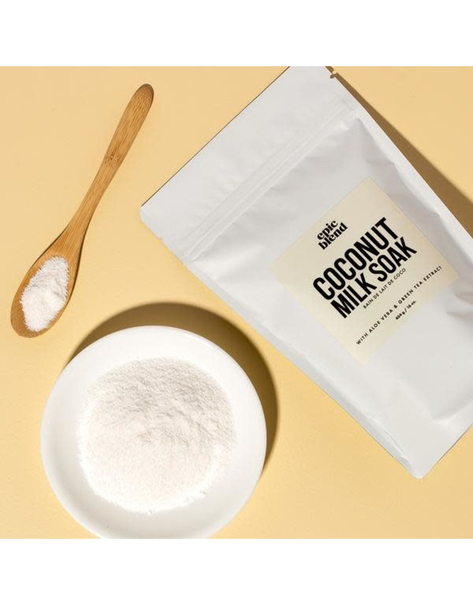 Epic Blend Coconut Milk Soak