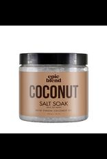Epic Blend Coconut Salt Soak