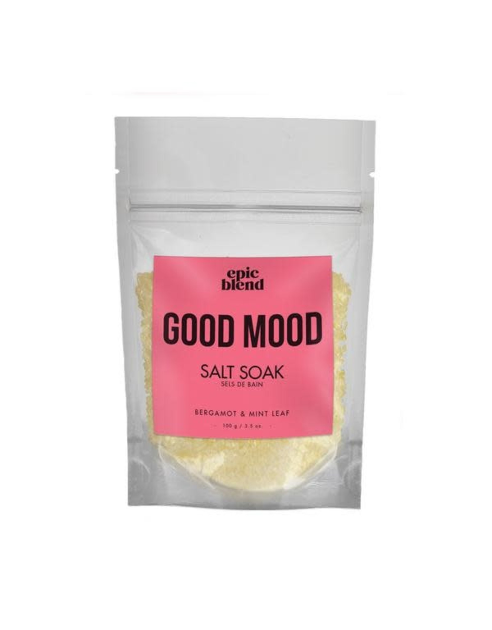 Epic Blend Good Mood Salt Soak