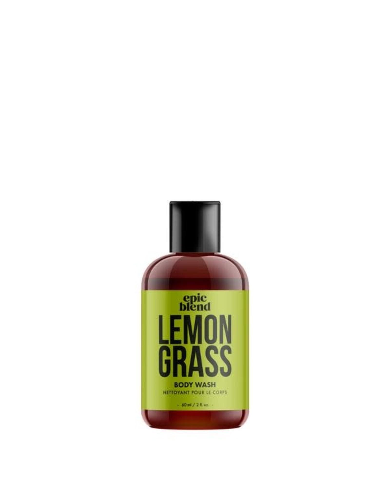Epic Blend Lemongrass Body Wash