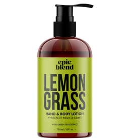 Epic Blend Lemongrass Hand & Body Lotion