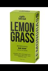 Epic Blend Lemongrass Refreshing Bar Soap