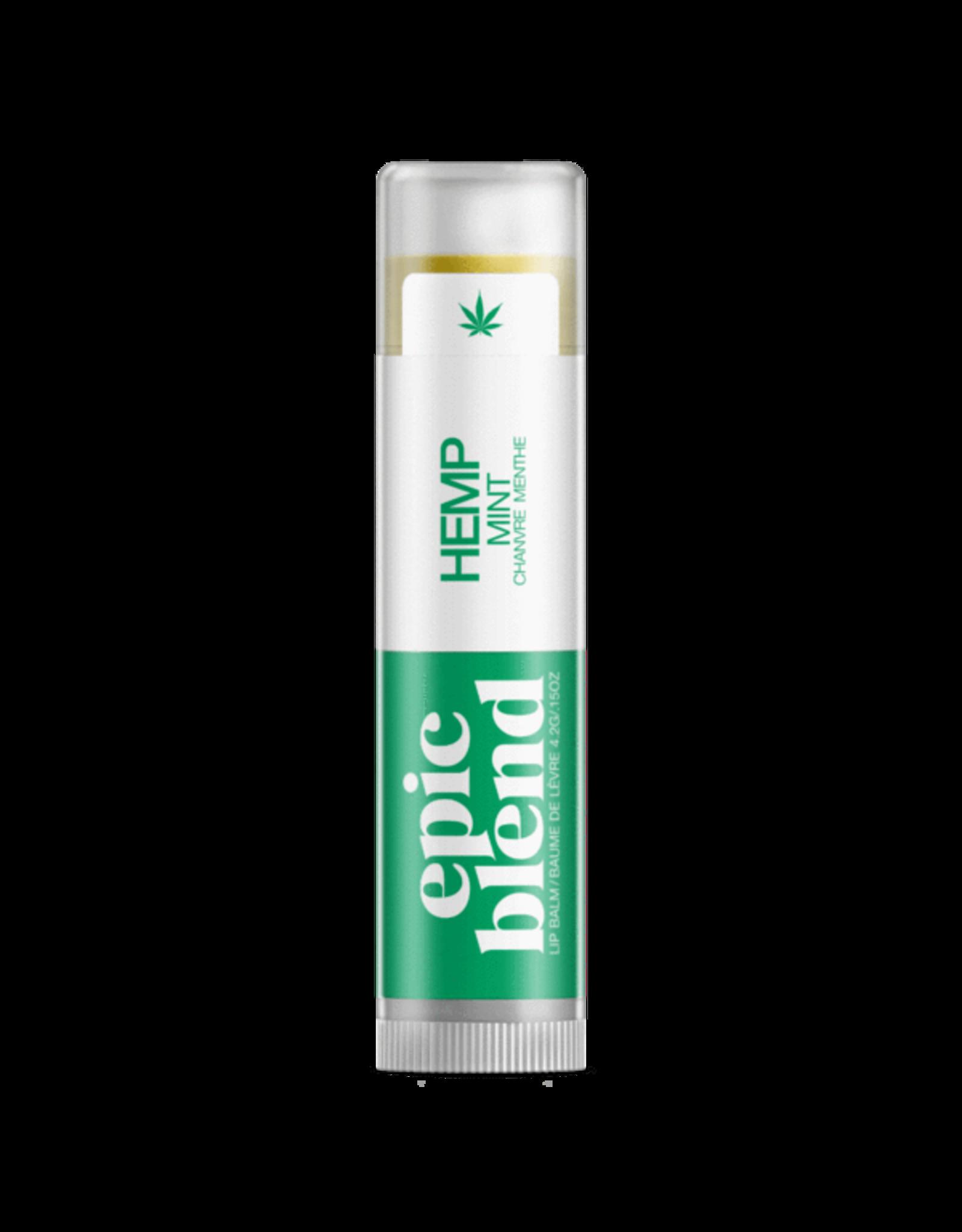 Epic Blend Mint Hemp Lip Balm