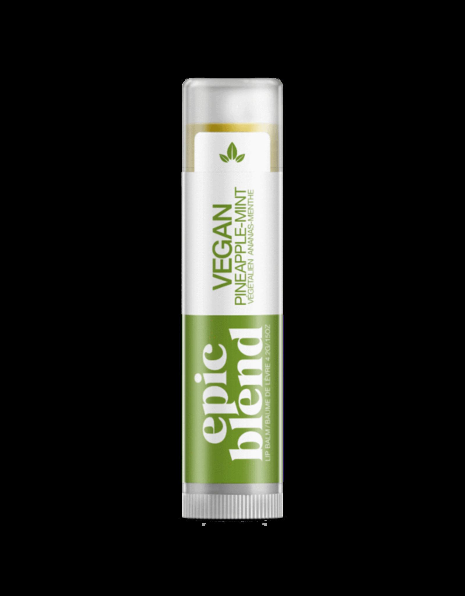 Epic Blend Pineapple-Mint Vegan Lip Balm