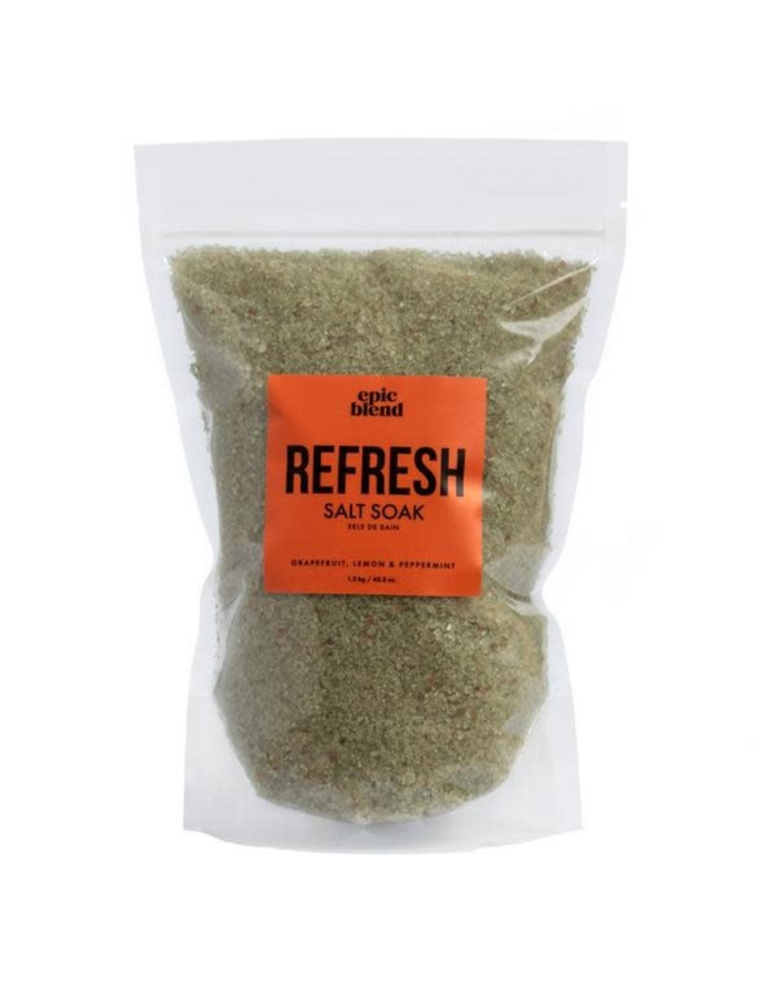 Epic Blend Refresh Salt Soak