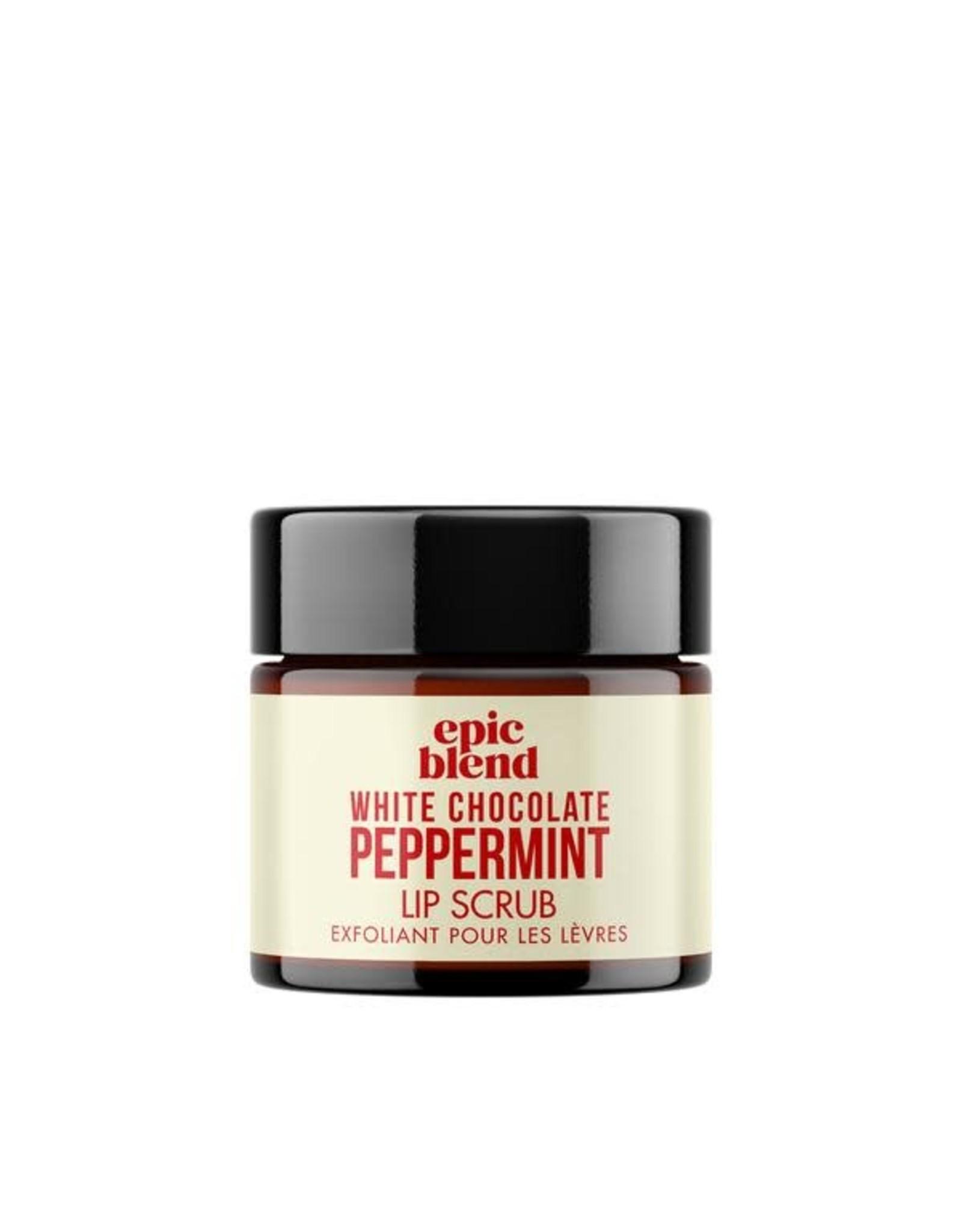 Epic Blend White Chocolate Peppermint Lip Scrub