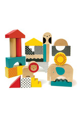 Animal Town Wooden Blocks