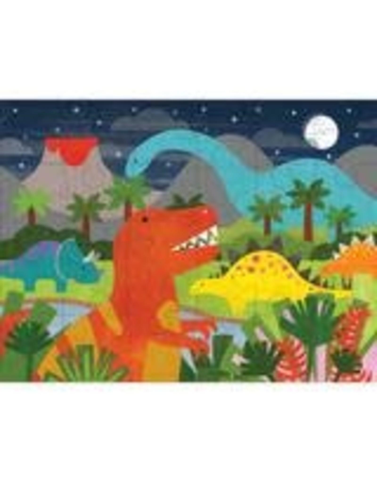 Floor Puzzle (3+) - Dinosaur Kingdom