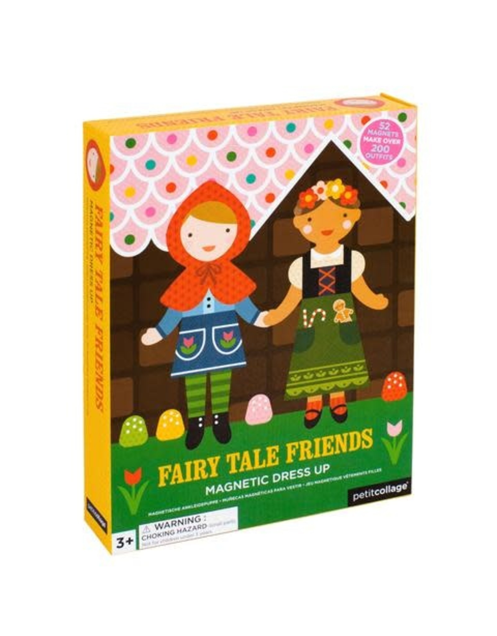 Magnetic Dress-Up - Fairy Tales