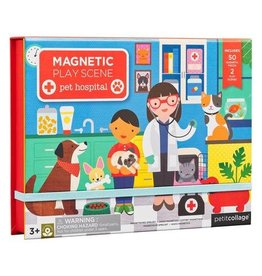 Magnetic Play Scene: Pet Hospital