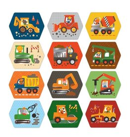 Memory Game: Construction