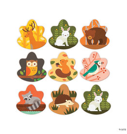 Memory Game: Forest Animals