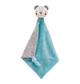 Organic Cotton Baby - Bear Blanket