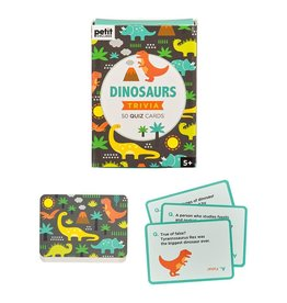 Trivia Cards - Dinosaurs