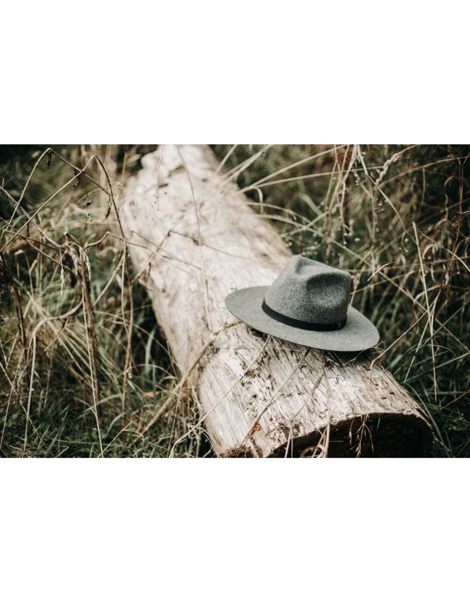 West Von Sloane | Classic Rancher - Charcoal
