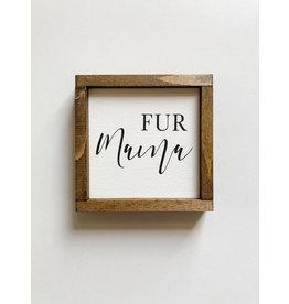 Hazel Collection Fur Mama 5 x 5