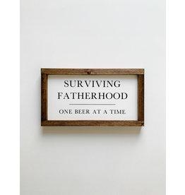 Hazel Collection Surviving Fatherhood 7.5 x 13.5