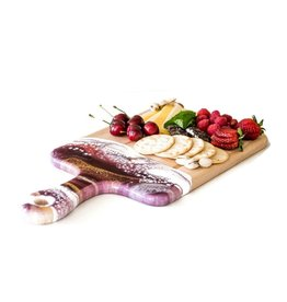 "Lynn & Liana Serveware Medium Cheese Boards - 8"" x 16"""