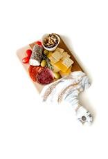 "Lynn & Liana Serveware Medium Maple Cheese Boards - 8"" x 16"""