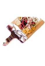 "Lynn & Liana Serveware Large Cheese Boards - 10"" x 20"""