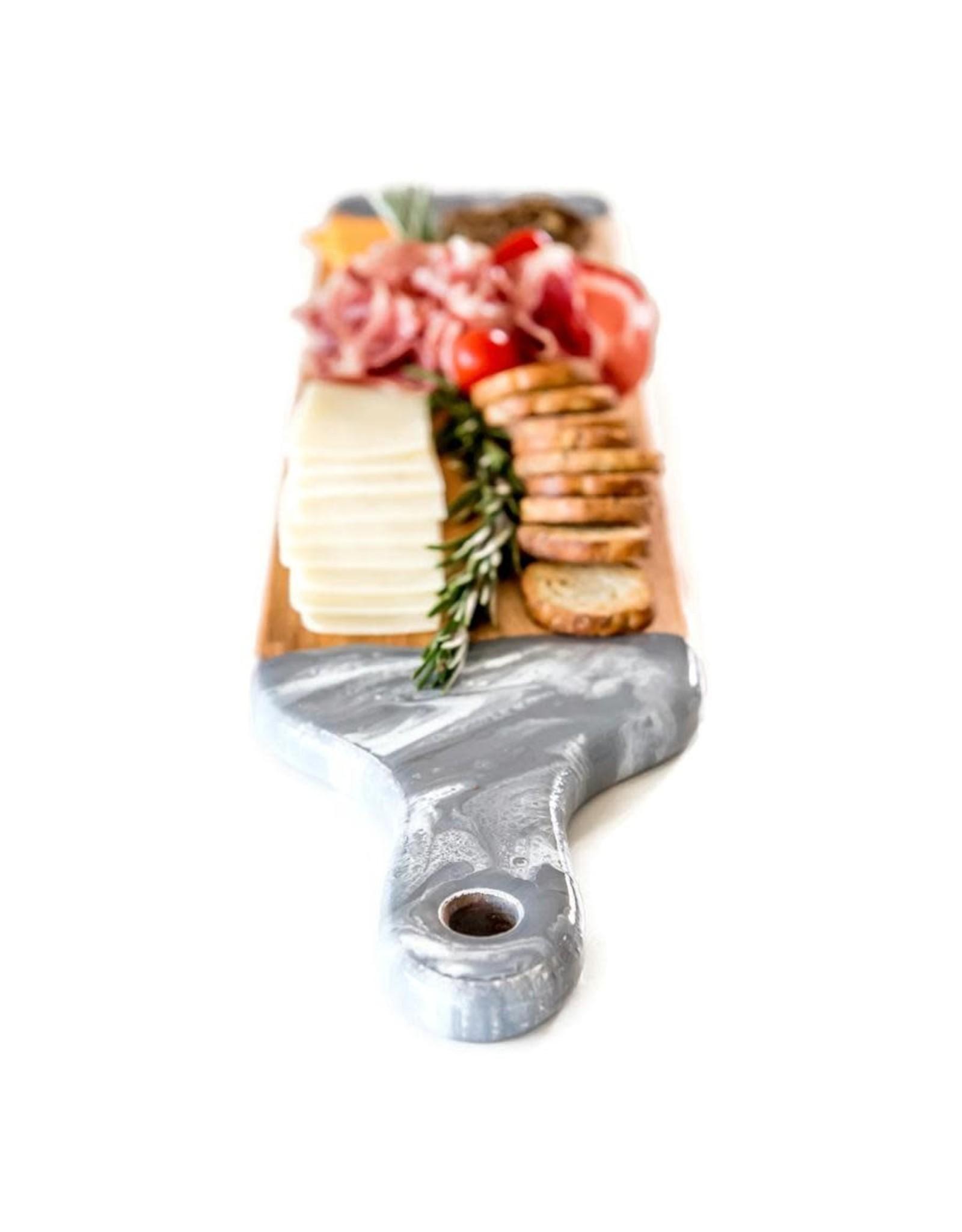 """Lynn & Liana Serveware Baguette Boards - 5"""" x  24"""""""