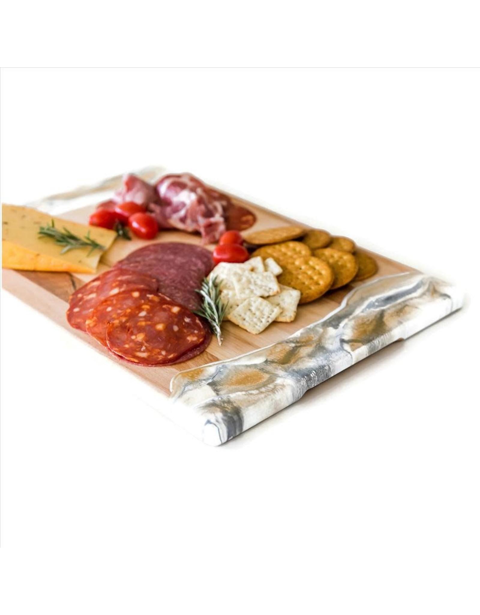 "Lynn & Liana Serveware Maple Bread Boards - 12"" x 18"""