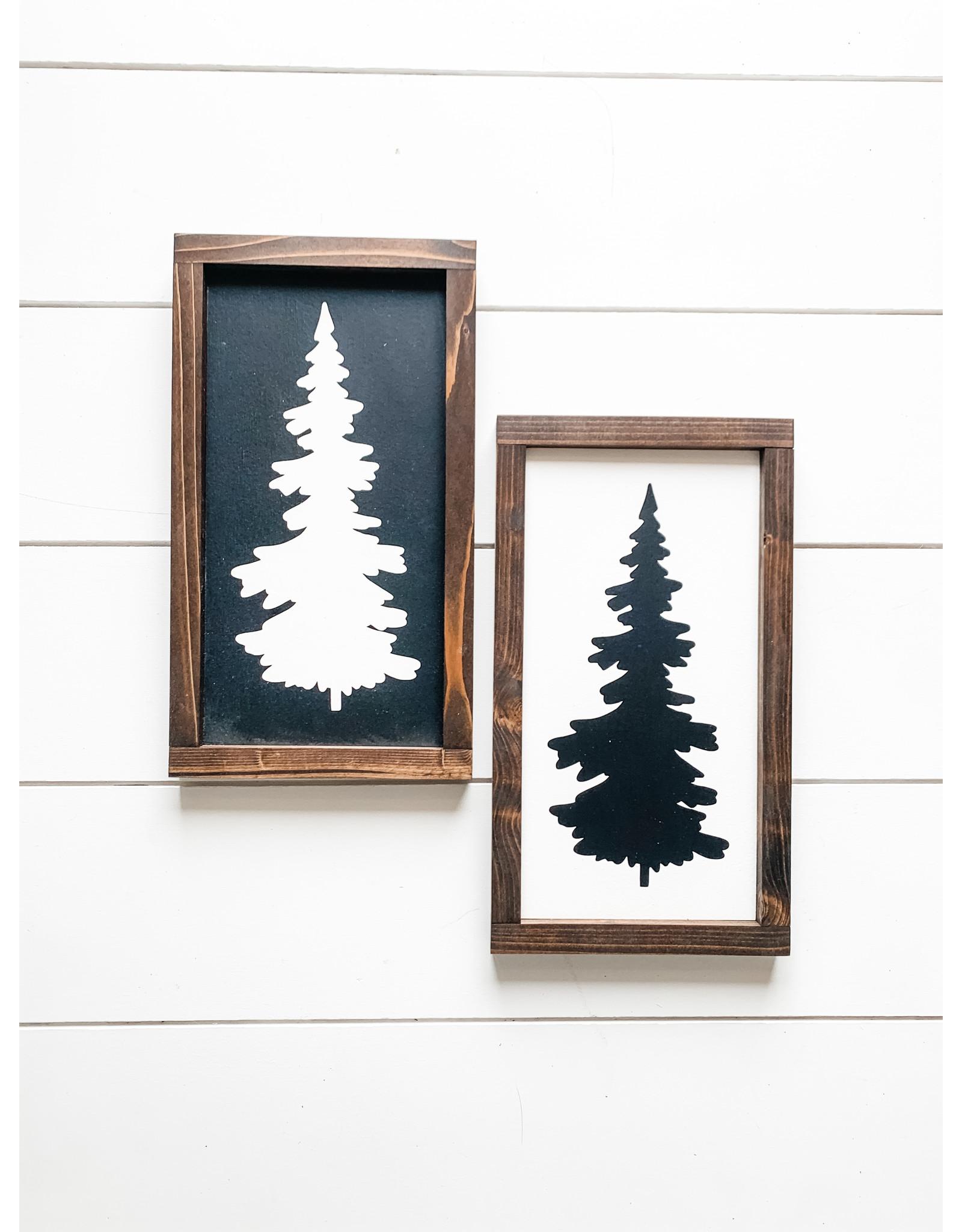 Hazel Collection Tree 7.5 x 13.5