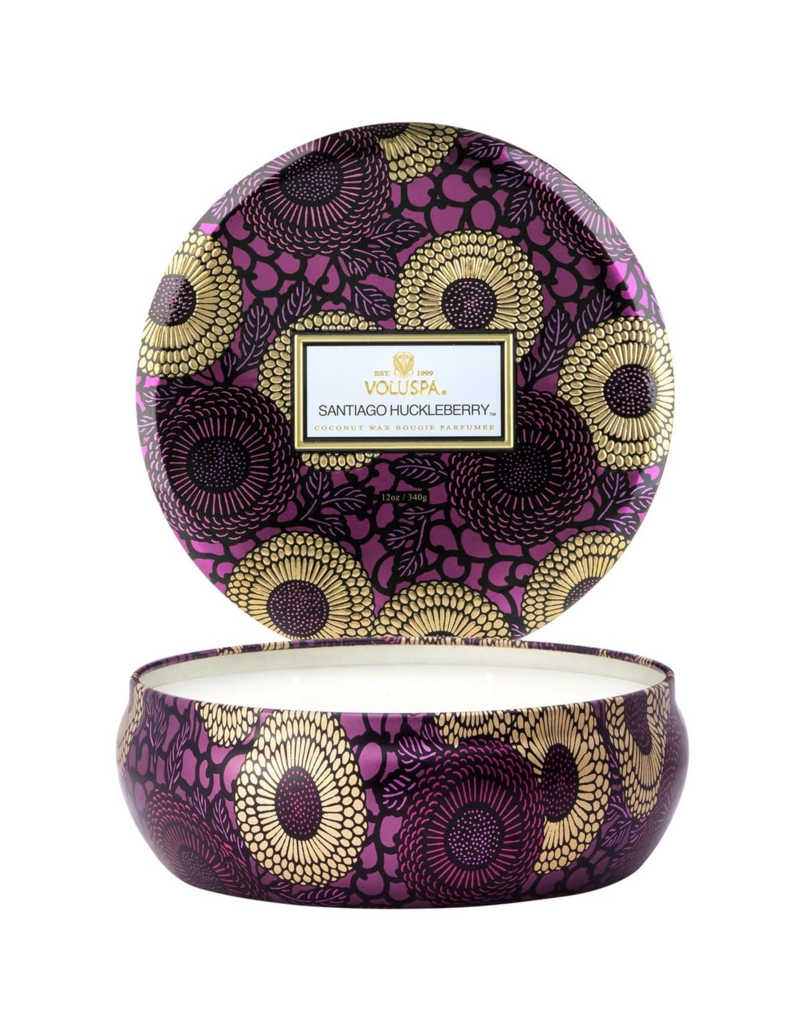 Voluspa Santiago Huckleberry - Candle