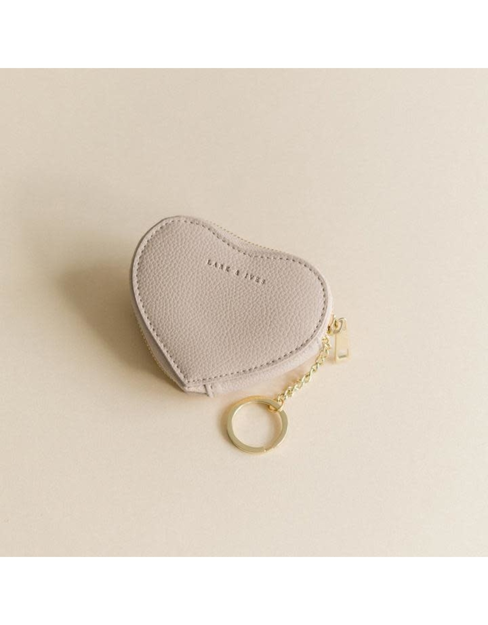 Lark & Ives Heart Coin Purse