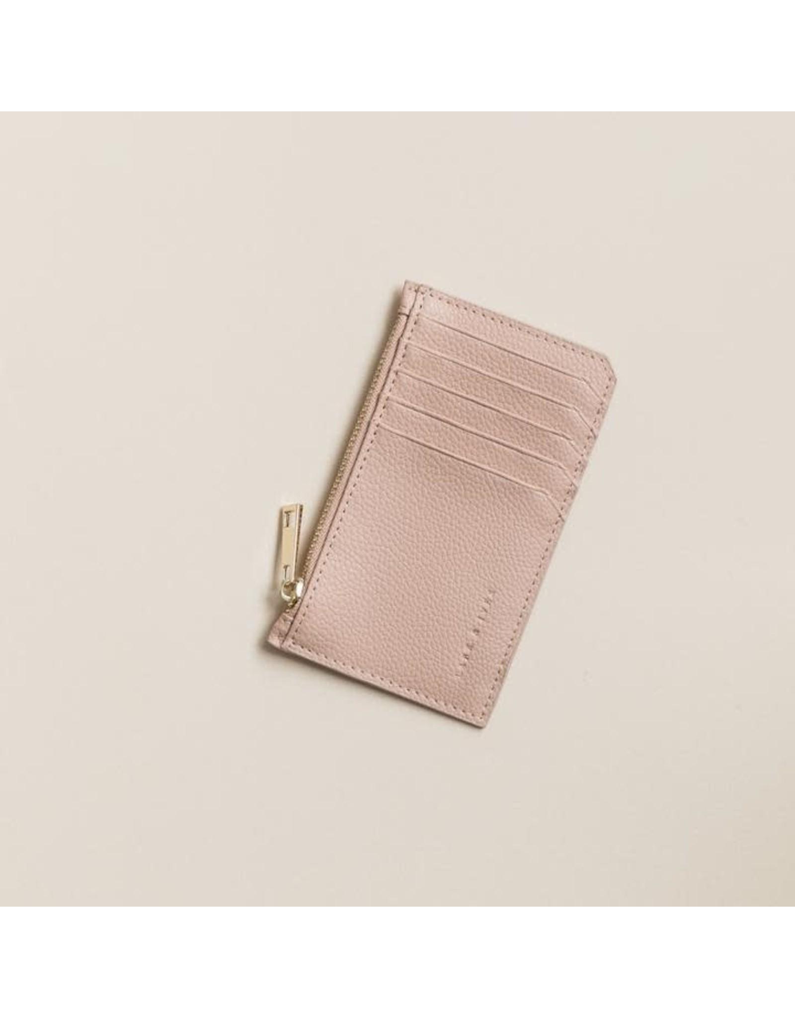 Lark & Ives Long Zippered Card Holder