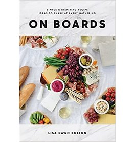Penguin Random House On Boards Cookbook