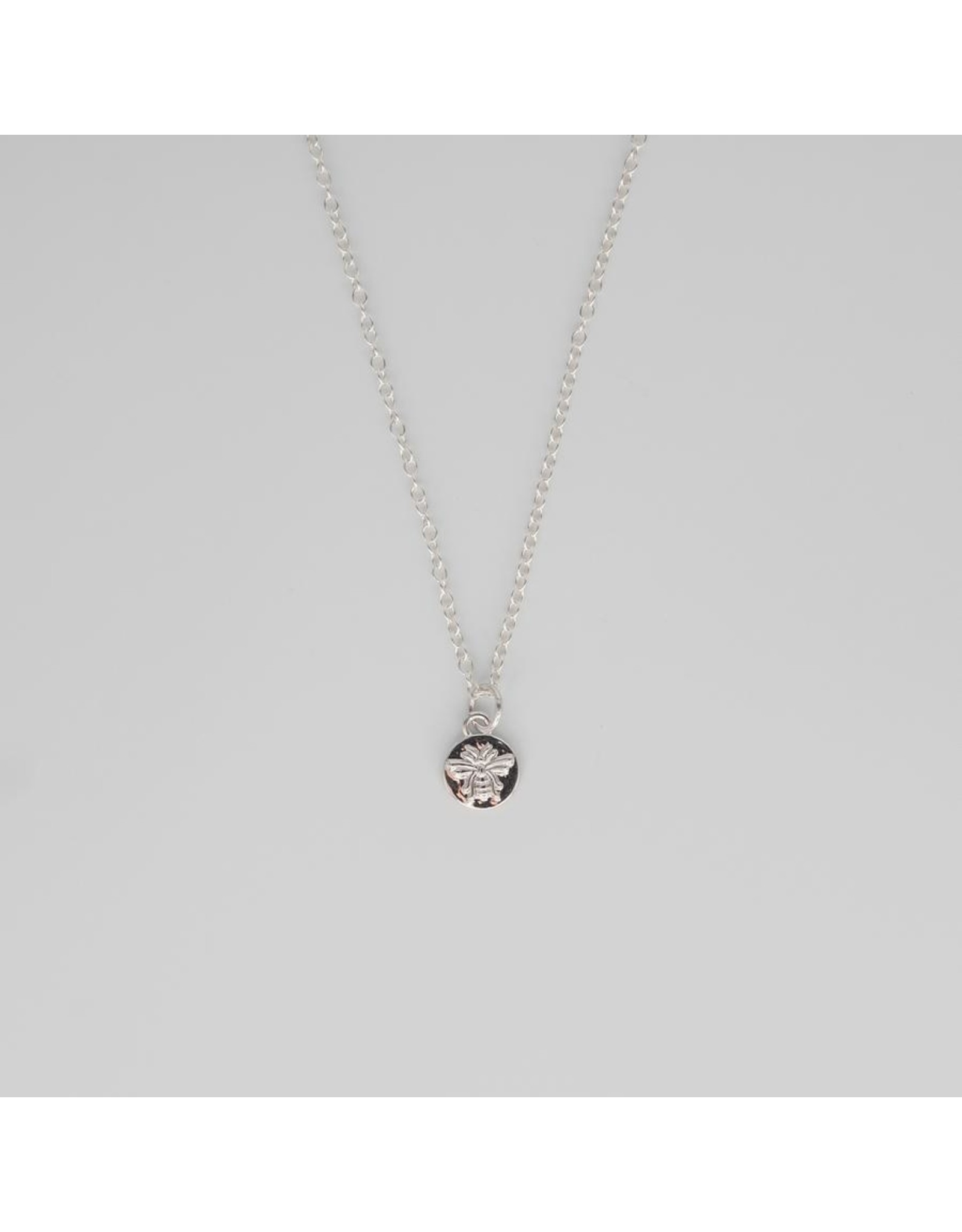 Jewelry By Amanda Silver Bumblebee Pendant